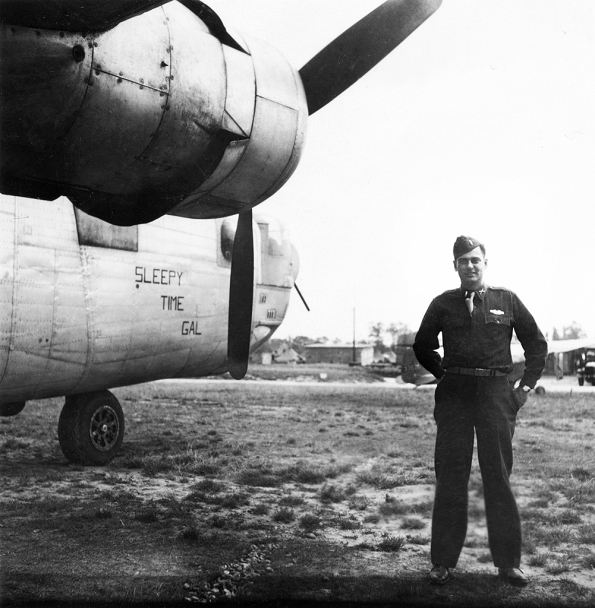 Dad_with_plane_9-5-45_web